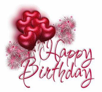 hjertelig tillykke med fødselsdagen